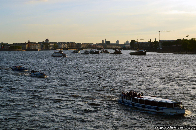 Круизы в Петербурге