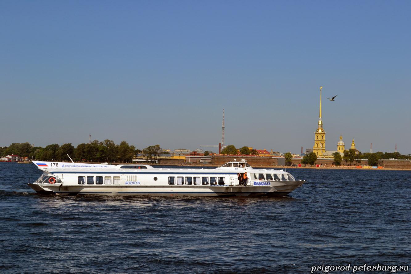 Круизы из Петербурга