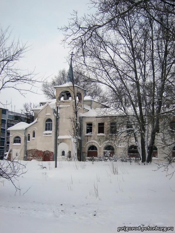 Извара - Казанская церковь