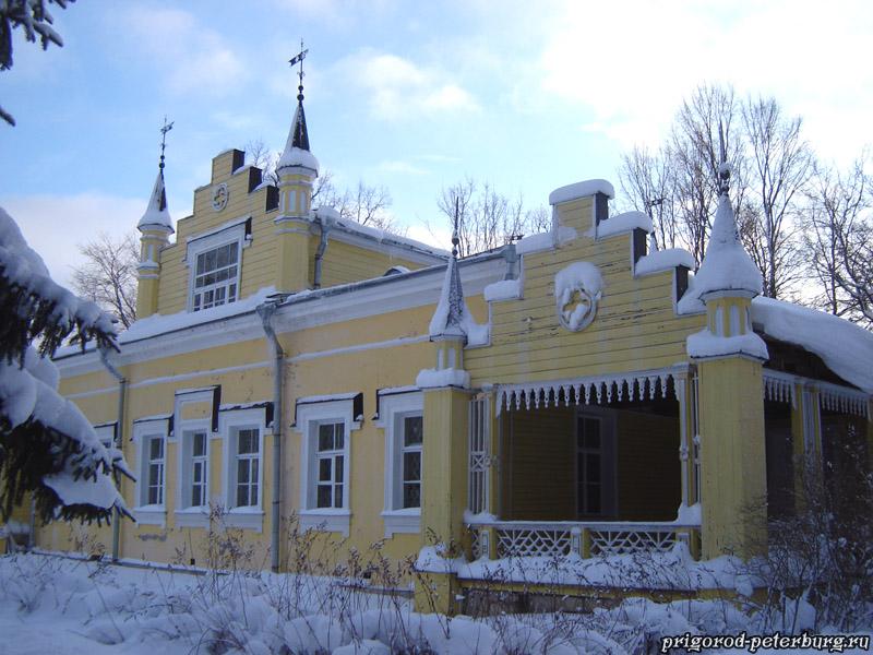 Музей-усадьба Рериха