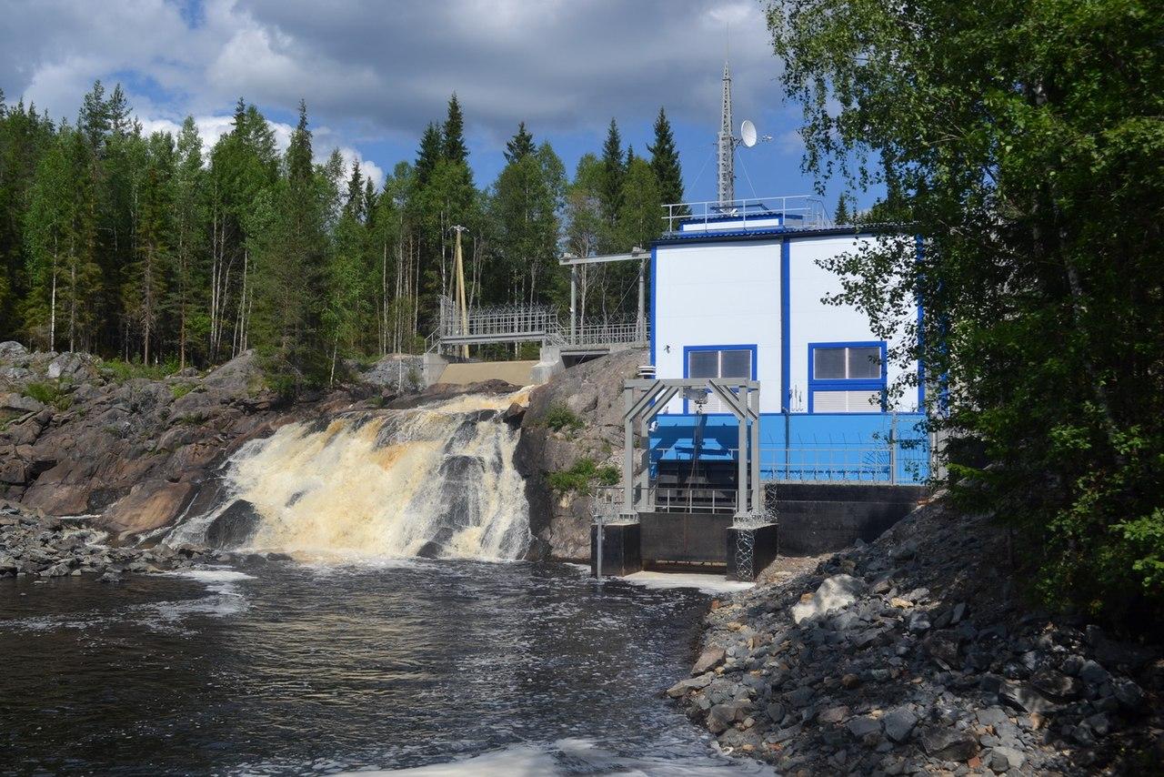 Водопад Рюмякоски