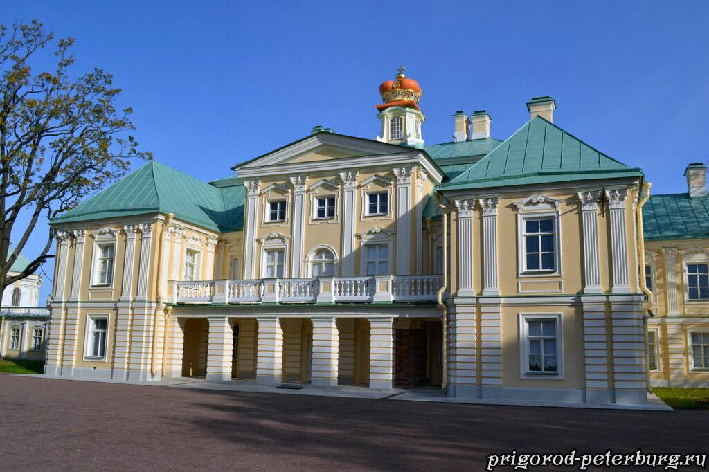 Дворец в Ораниенбауме