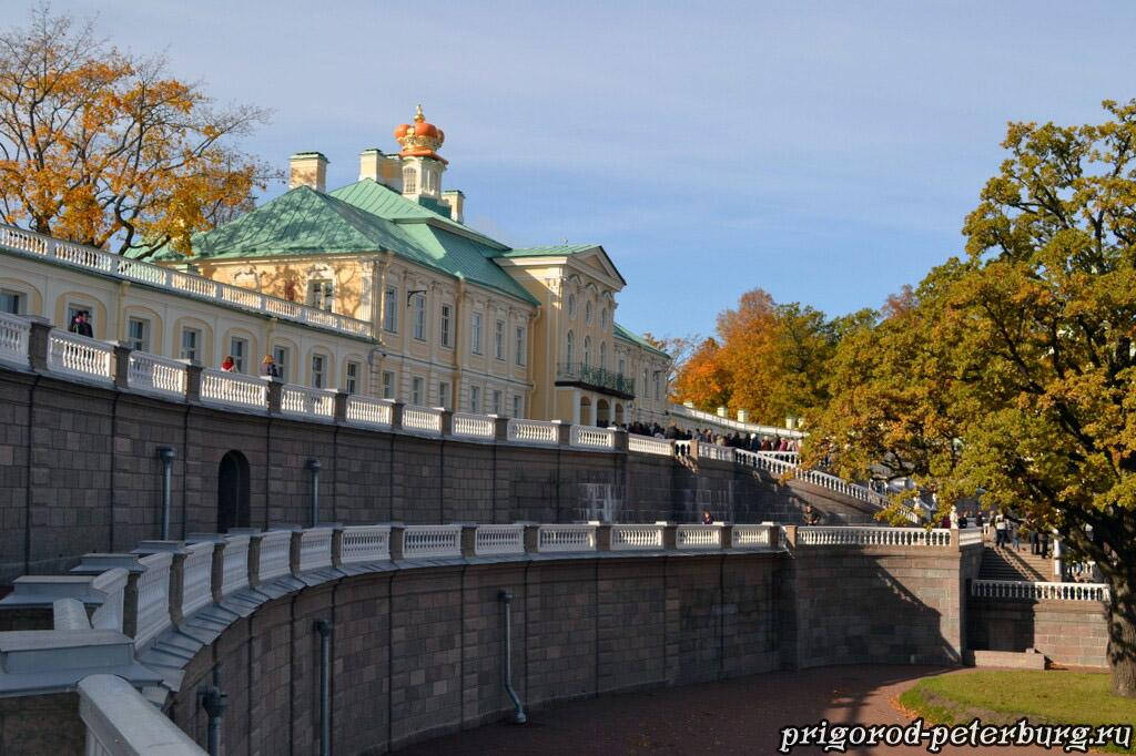 Меньшиковский дворец - галерея