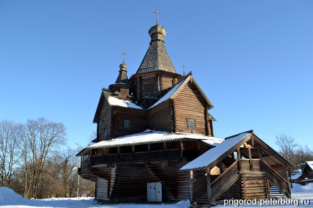 Церковь Богородицы (1531 г.) - главная достопримечательность
