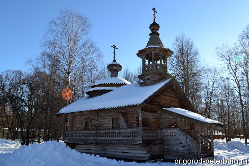 Церковь Троицы (1672 – 1676)