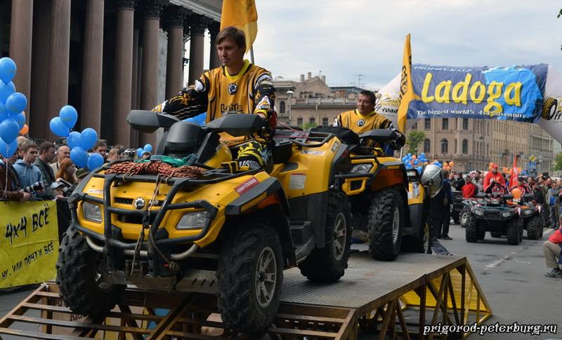 Ладога трофи 2012
