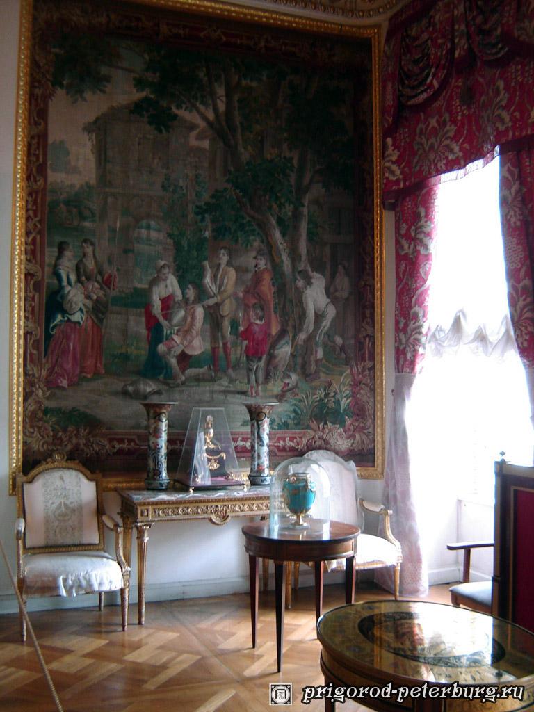 Павловский Дворец. Ковровый кабинет