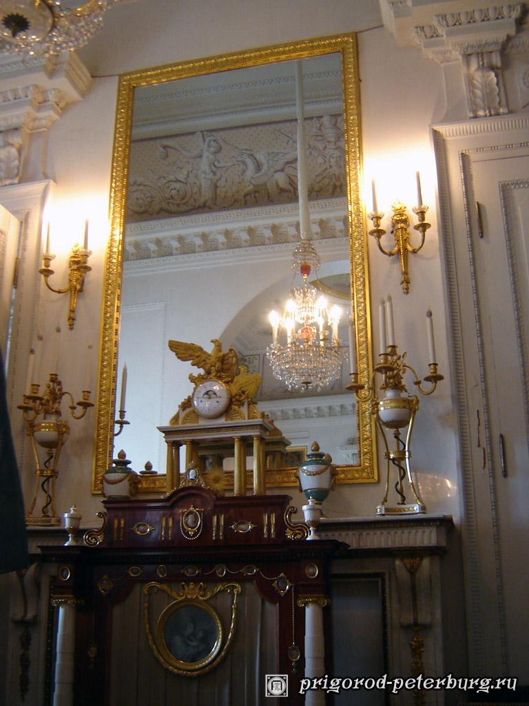 Павловский Дворец. Малый кабинет
