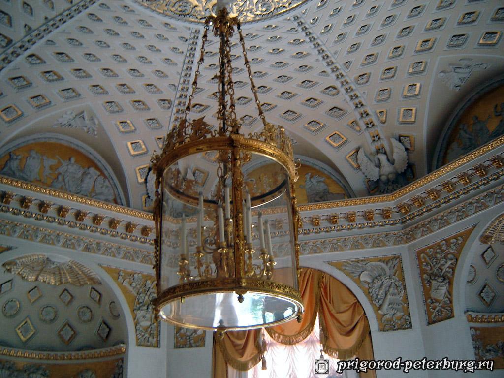 Павловский Дворец. Зал мира