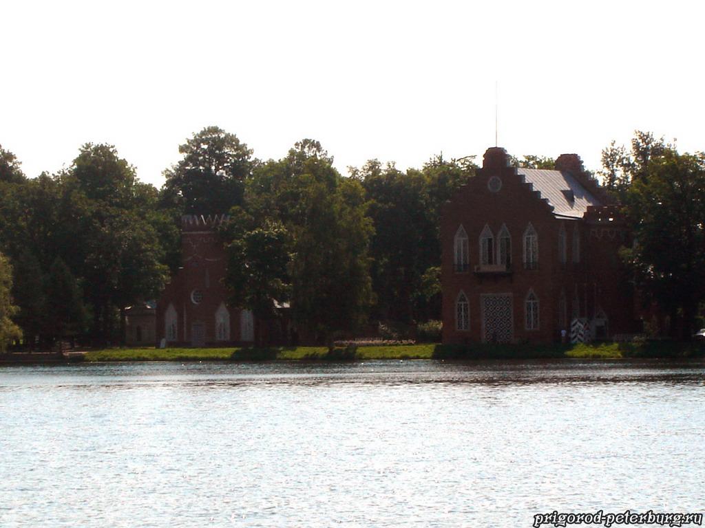 Екатерининский парк - Эрмитаж