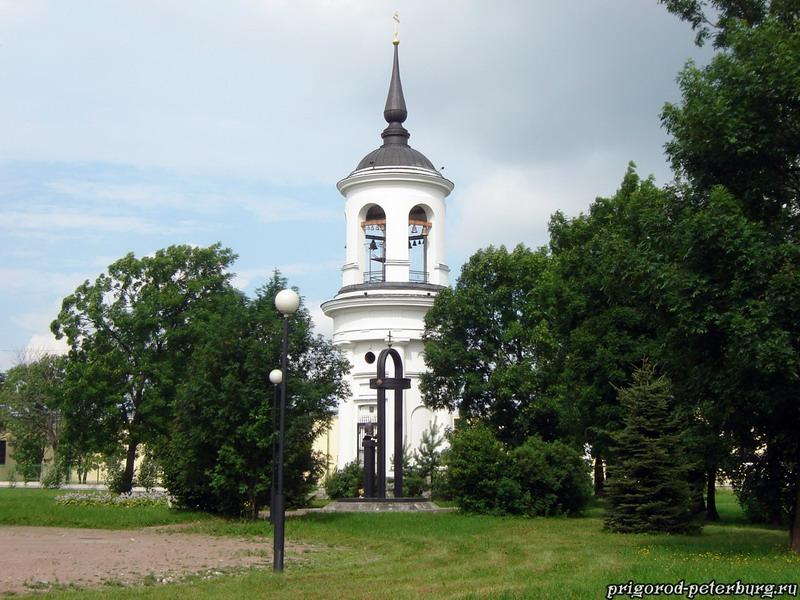 Софийский собор - колокольня