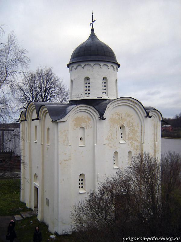 Старая Ладога - Георгиевский собор