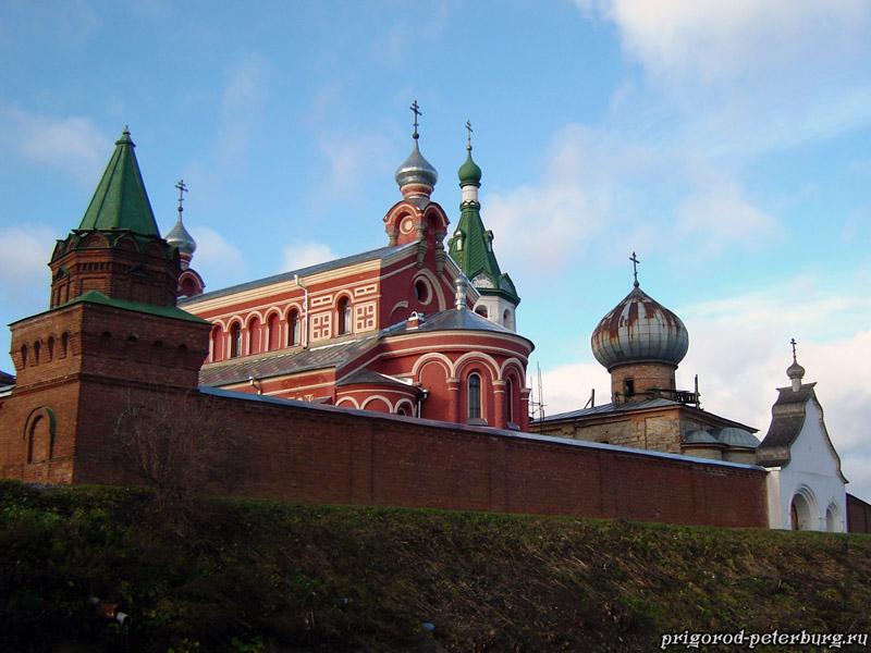 Старая Ладога - Никольский монастырь