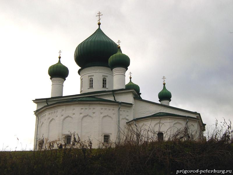 Старая Ладога - Церковь Иоанна Предтечи