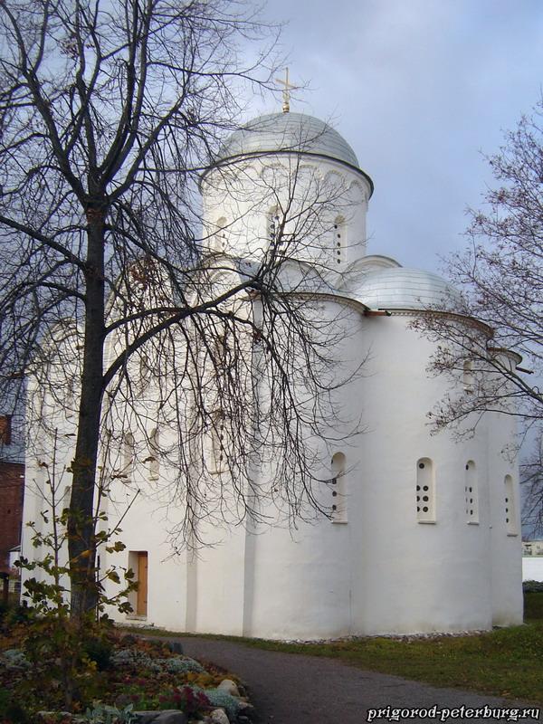 Старая Ладога - Успенский собор