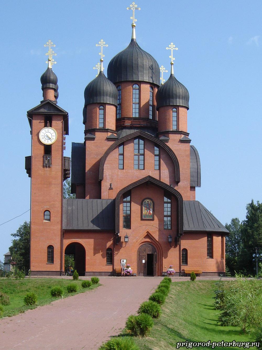 Собор в Токсово