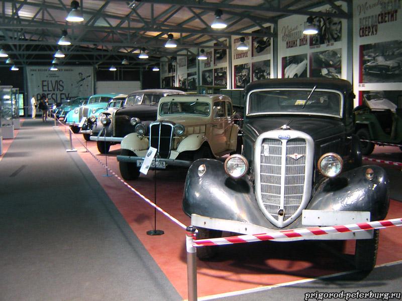 автомобилей в Зеленогорске