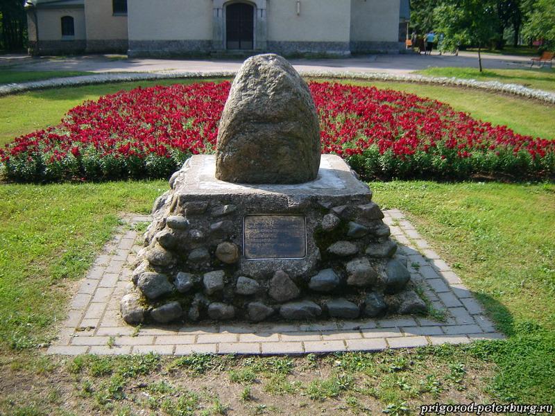 Памятник Павшим в Зеленогорске