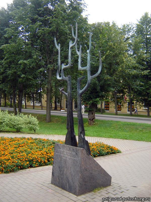 Памятник Примирения в Зеленогорске