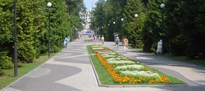 Парк Зеленогорска