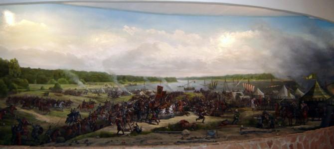 Музей-диорама «Невская битва 1240»