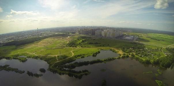 Обзор загородной недвижимости Приморского района