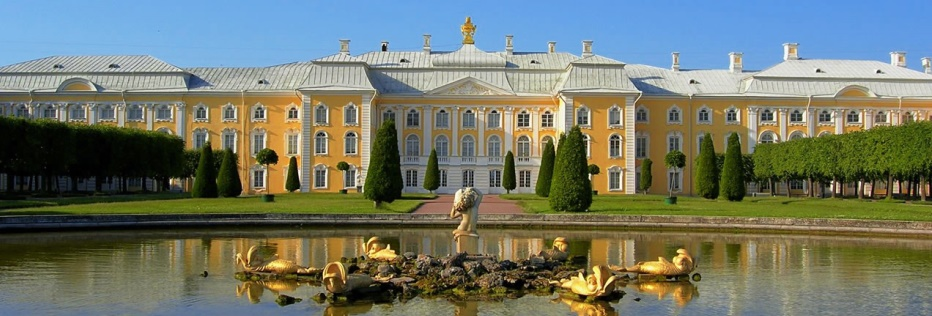 Дворец Петергофа